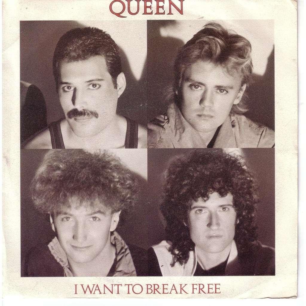 Queen  michael jackson: i want to break free