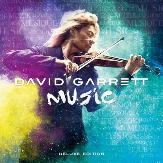 David Garrett ft. Johannes Brahms – Danza Ungherese n.5