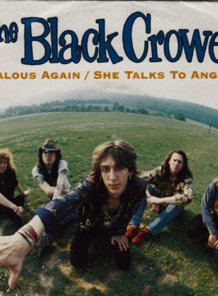 The Black Crowes – She Talks To Angels