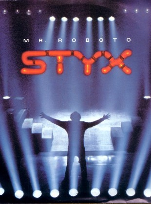 Styx – Mr. Roboto
