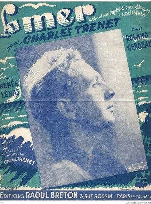 Charles Trénet – La Mer