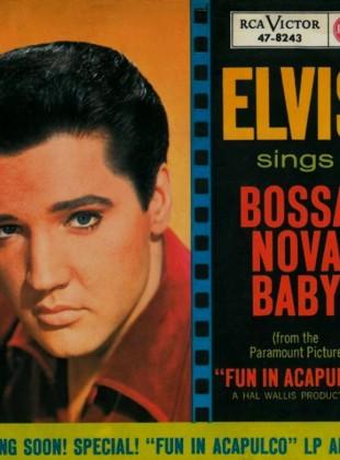 Elvis Presley – Bossa Nova Baby (Viva Mix)