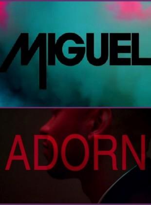 Miguel – Adorn