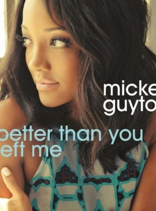 Mickey Guyton – Better Than You Left Me