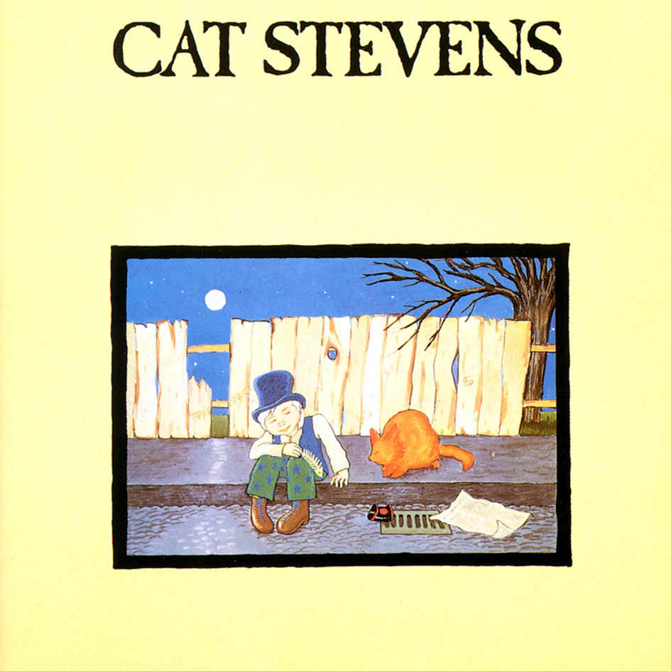 Cat Stevens – The Wind